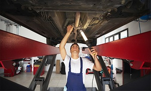 Bill's Classics: $50 for $100 Worth of Auto Maintenance and Repair at Bill's Classics