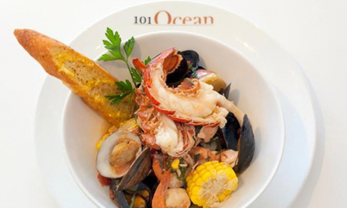 101 Ocean - Lauderdale-by-the-Sea: $15 for $30 Worth of American Fare at 101 Ocean