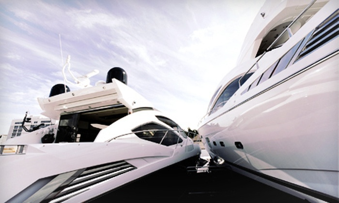 Austin Boat and Travel Trailer Show - Downtown: Austin Boat and Travel Trailer Show for Two at Austin Convention Center on January 17, 18, 19, or 20 (Up to $16 Value)