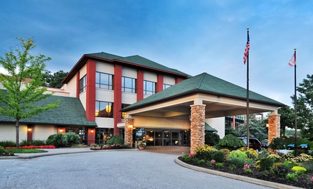 Stay at Quail Hollow Resort in Lake County, OH; Dates into July