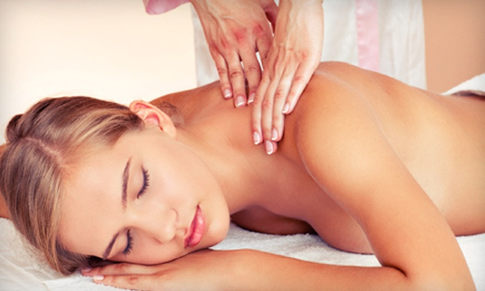 Golden Chiropractic - Santa Cruz / Monterey: $29 for a Swedish or Warm-Stone Massage at Golden Chiropractic in Watsonville (Up to $65 Value)
