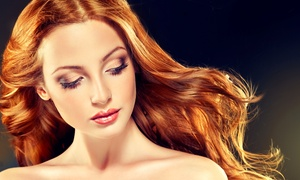Blade Hair Skin Body: Hair-Coloring Treatments at Blade Hair Skin Body (Up to 54% Off). Two Options Available.