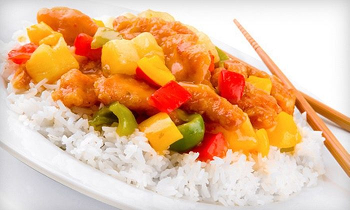 Zen Chinese Bistro - Downtown: $15 for $30 Worth of Chinese Food at Zen Chinese Bistro