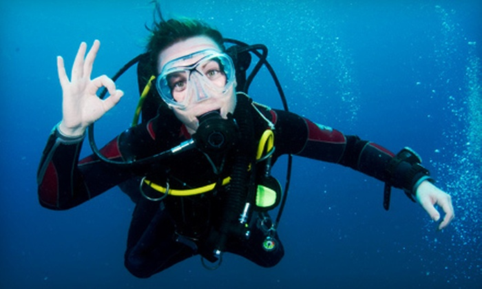 Cuzins Outdoors - Whitinsville: Scuba Classes at Cuzins Outdoors (Up to 67% Off). Three Options Available.