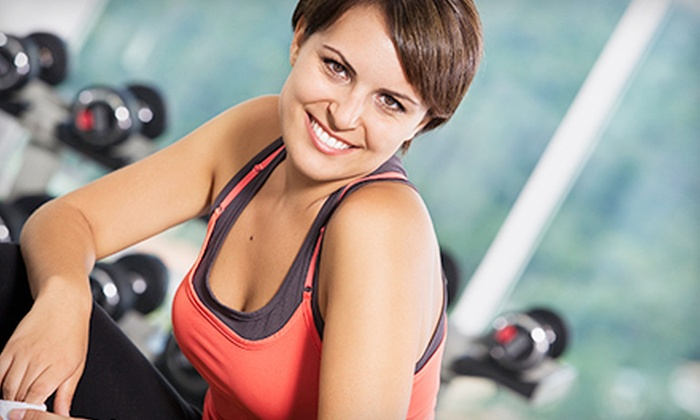 WOW Fitness Boot Camp, Higher Level Fitness - St. Charles: Three- or Five-Week Women's Workout Program at WOW Fitness Boot Camp, Higher Level Fitness (Up to 89% Off)