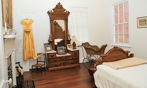 Quina House Museum (Pensacola Historic Preservation Society): $39 for a Date-Night Tour of the Quina House for Two ($78 Value)