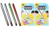 Power Poppers Kids Self-Inflating Toy Swords