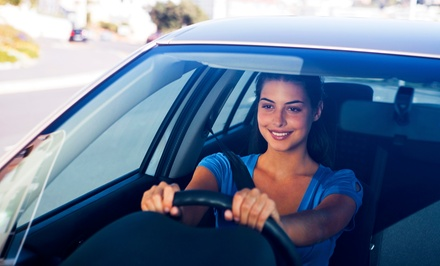 Prelicensing Course and Optional Private Driving Lesson at PAS Auto School Inc. (Up to 50% Off)