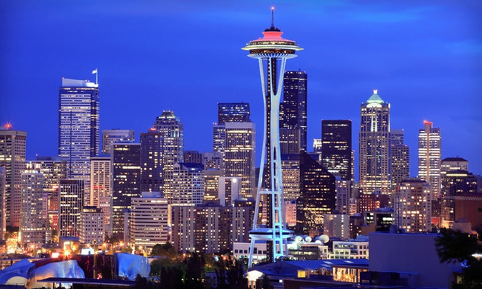 null - Seattle: Stay at Homewood Suites by Hilton Seattle-Conv Ctr-Pike Street. Dates Available Through June.