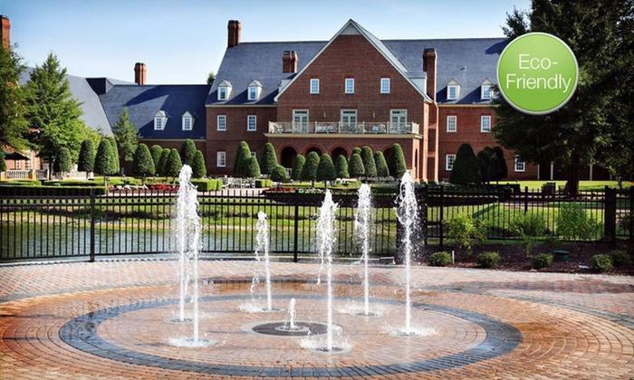 Founders Inn and Spa - Virginia Beach, Virginia: One-Night Stay at The Founders Inn and Spa in Virginia Beach, VA