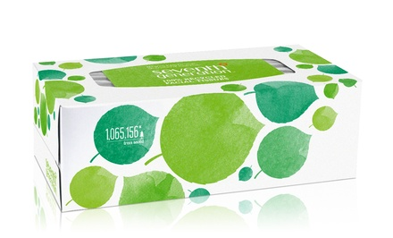 Seventh Generation Facial Tissues; 36-Pack of 175ct. Boxes + 5% Back in Groupon Bucks