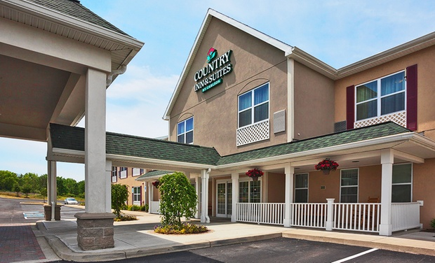 Country Inn & Suites Ithaca - Ithaca, NY: Stay at Country Inn & Suites Ithaca in Ithaca, NY. Dates into January.