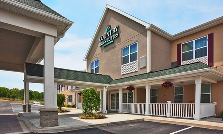 Stay at Country Inn & Suites–Ithaca in Ithaca, NY, with Dates into September