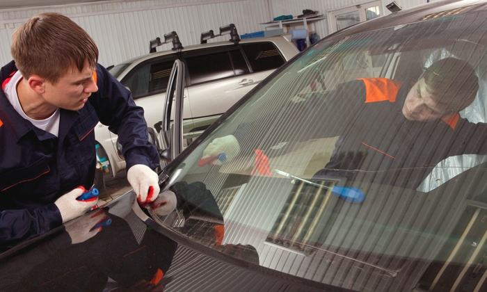 Change Auto Glass Inc - San Francisco: $100 Toward Windshield Replacement or $89 Worth of Chip Repairs at Change Auto Glass Inc