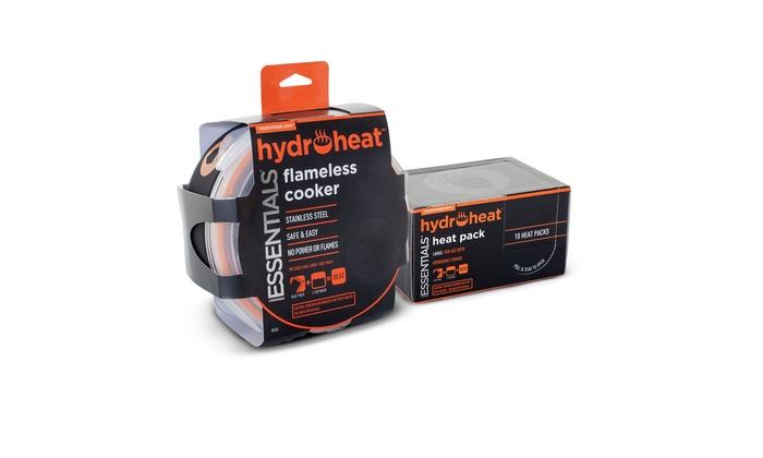 HydroHeat Flameless Cooker Kit