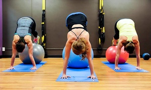Atlas Training: 5 or 10 Group Yoga and Yoga Sculpt Classes at Atlas Training (Up to 55% Off)