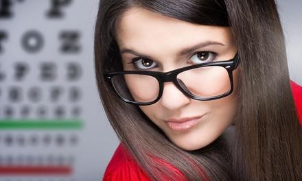 Visita optometrica e occhiali