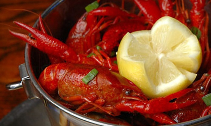Broadway Oyster Bar - Saint Louis: $15 for $30 Worth of Cajun and Creole Cuisine at Broadway Oyster Bar
