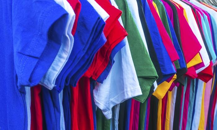 Custom T-shirt - Downtown Los Angeles: Custom-Printing Services at Custom Tshirt LA (70% Off)