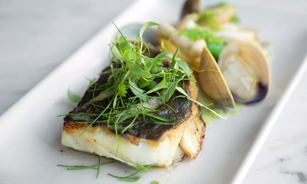 Seafood Dinner for Two or Four, or Seafood Lunch for Two at Ferry Plaza Seafood (Up to 40% Off)