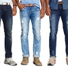 RawX Men's Relaxed-Fit Jeans