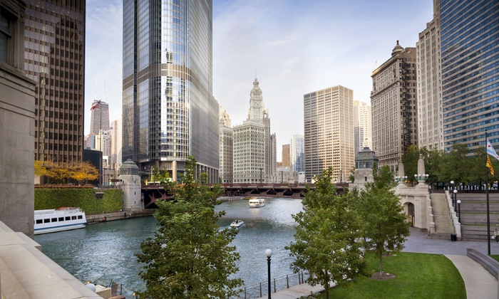 Chicago's Finest River Walk Tour - Chicago: $20 for a Chicago History Tour for Two from Chicago's Finest River Walk Tour (Up to $40 Value)