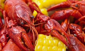 Kemah Crawfish Festival: Two or Four Tickets to Kemah Crawfish Festival on 3rd Street from April 1 to 3 (Up to 41% Off)