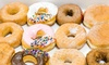 Up to 55% Off at The Pink Box Donut Shop