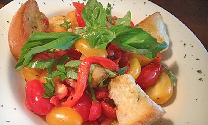 Angelina's Italian Restaurant and Pizzeria - Tewksbury: $25 for $50 Worth of Italian Dinner at Angelina's Italian Restaurant and Pizzeria