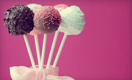 90-Minute Cake Pops 101 Class (a $60 value) - Beyond Chocolate in Roseville