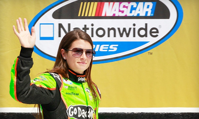NASCAR Race - Chicagoland Speedway: NASCAR Nationwide Series STP 300 at Chicagoland Speedway in Joliet on July 22 (Up to 51% Off). Two Options Available.