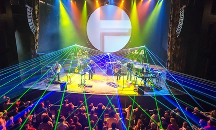 The Molly Ringwalds or Bricks in the Wall: Pink Floyd Tribute at House of Blues Dallas (Up to 48% Off)