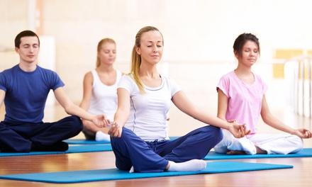5er- oder 10er-Karte für Yoga in der Yogaschule Ganapati Yoga Integral Köln ab 24,90 € (bis zu 65% sparen*)
