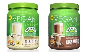 Vegan Pure Nutritional Shake Mix