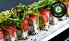 Murasaki Steakhouse and Sushi Bar - Stillwater: $25 for $50 Worth of Steak, Sushi, and Japanese Food at Murasaki Steakhouse and Sushi Bar in Stillwater