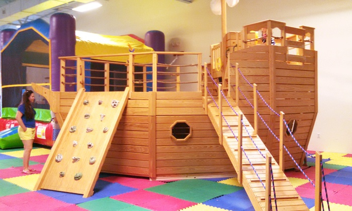 PlayNation Parties & Playgrounds of Morrisville - Morrisville: 5 or 10 Kids' Indoor-Play Sessions at PlayNation Parties & Playgrounds of Morrisville (Up to 54% Off)
