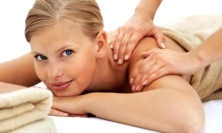 One or Three 60-Minute Deep-Tissue Massages at Simply Serene Massage (Up to 53% Off)