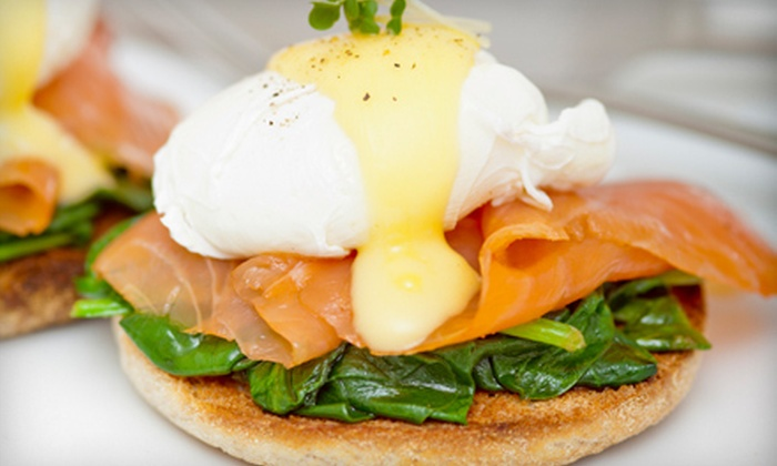 The Ainsworth - Chelsea: $25 for Brunch for Two with Bloody Marys or Mimosas at The Ainsworth (Up to $76 Value)