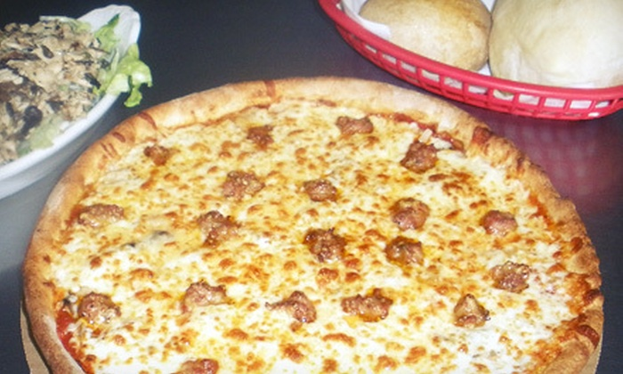 Sgt. Peffer's - Millard: $10 for $20 Worth of Pizza, Pasta, and Italian Cuisine at Sgt. Peffer's