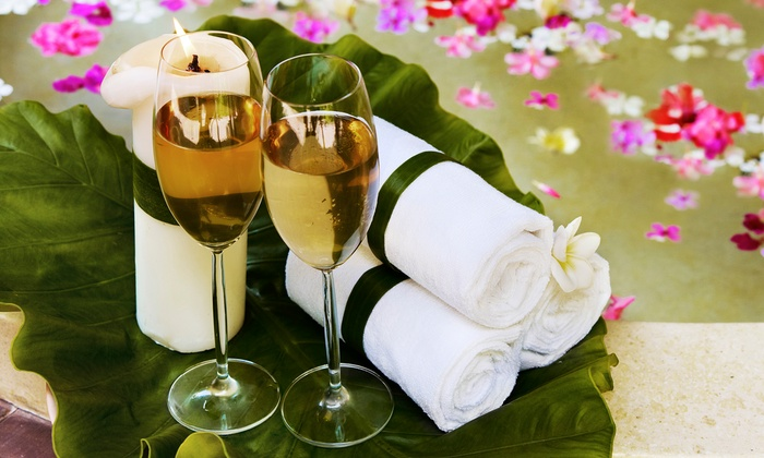 Karma Salon & Spa - Parsippany-Troy Hills: $29 for a Facial, Massage, Makeup Application, and Blow-Dry and Style at Karma Salon & Spa