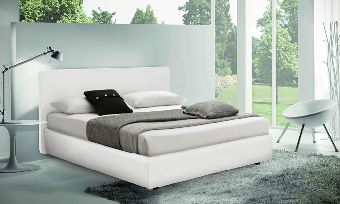 Beautiful Letto Matrimoniale Con Materasso Images - Skilifts.us - skilifts.us