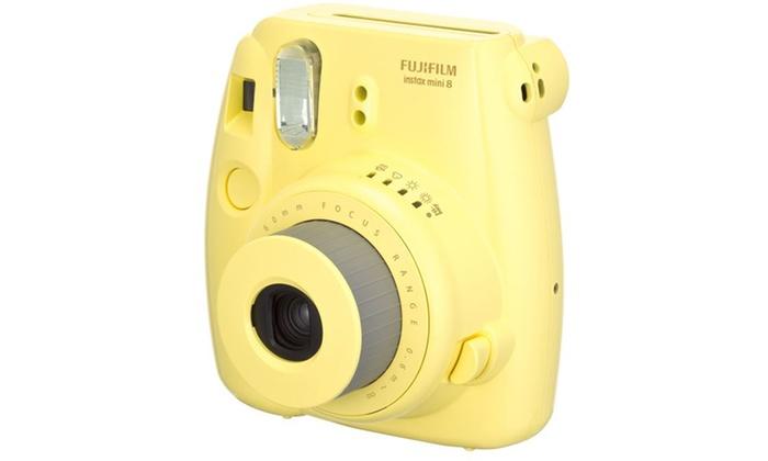 Appareil photo Fujifilm Instax Mini 8   Groupon 483dc86668b2