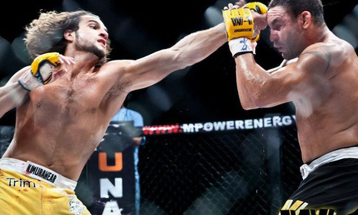 MMA Unleashed with Swamp People's RJ and Jay Paul Molinere - Punta Gorda: MMA Unleashed Fight Night at Charlotte Harbor Event Center on Saturday, June 15, at 7:30 p.m. (Up to 46% Off)