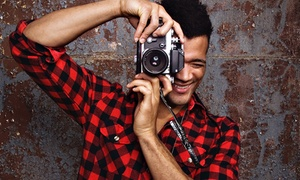 Camera Club Australia: Photography Workshop for One ($89), Two ($169) or Three People ($229) at Camera Club Australia (Up to $1,185 Value)