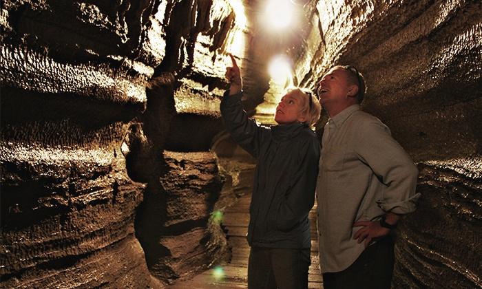 Bonnechere Caves - Eganville: C$19 for a Cave Tour for Two Adults at Bonnechere Caves (C$34 Value)