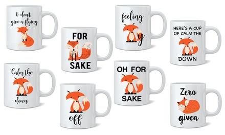 Fox Selection Mugs