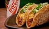 Jimboy's Tacos - Corp: $10 for a $20 Gift Card for Mexican Food at Jimboy's Tacos. 16 Locations Available.