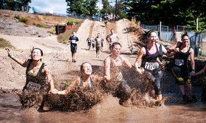 $29 For Admission For One To Rugged Maniac 5k Obstacle Race On Saturday, November 1, 2014 ($68 Value)