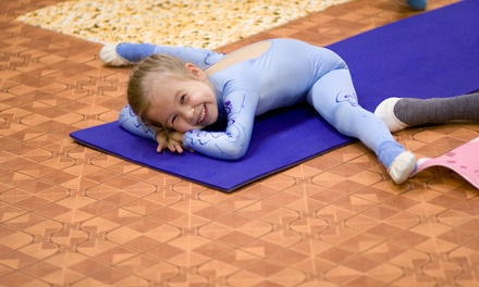 $22 for Five Open-Gym Sessions or Tot Time or Tiny Tumblers Program at Capital Kids Movement ($60 Value)