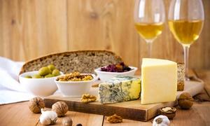 Il Ritrovo del Gusto da Silvano: Degustazione di vini e tagliere di formaggi per 2 o 4 persone alla trattoria Il Ritrovo del Gusto (sconto fino a 74%)